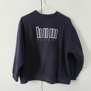 Vintage 90s BUM Equipment crewneck sweatshirt